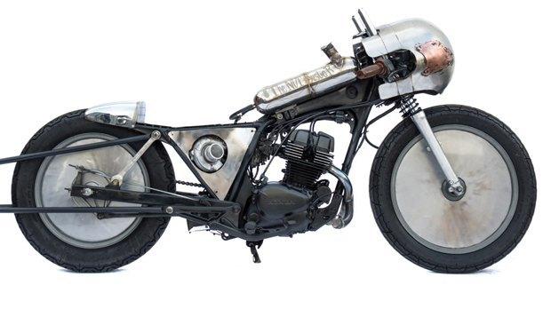 Мастерская Deus Ex Machina устроила голосование за свой лучший кастомный мотоцикл. Изображение № 8.