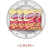 Изображение 17. Закуска: пять необычных чипсов.. Изображение № 19.