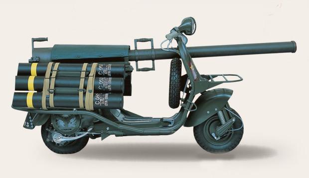 Сумасшедший гений: 10 самых странных и недооцененных мотоциклов. Изображение № 16.