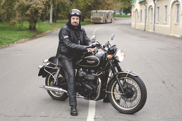 Владельцы кастомов рассказывают о своих мотоциклах. Изображение № 3.