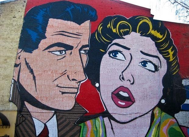 Собянин поручил разрисовать граффити подземные переходы и фасады домов. Изображение № 2.