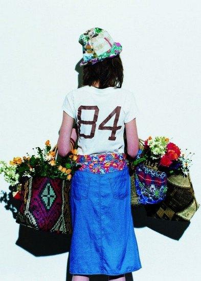 Японская марка Beams опубликовала лукбук весенней коллекции одежды. Изображение № 14.