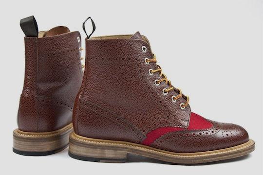 Коллекция обуви Марка МакНейри и магазина Standard. Изображение № 8.