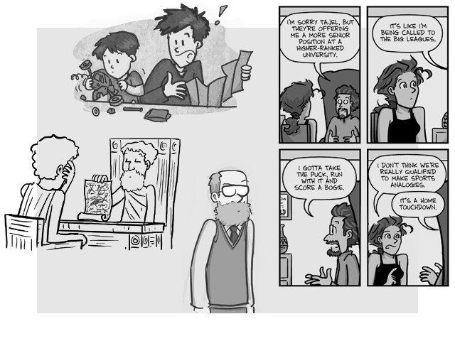 Физики шутят: 5 примеров сатирических медиа о науке. Изображение № 4.