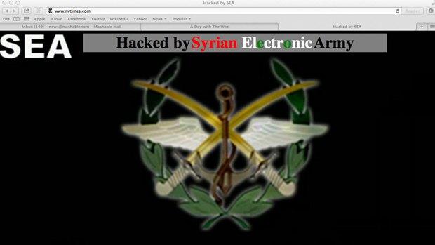 Хакеры Сирии взломали домен «Твиттера». Изображение № 1.