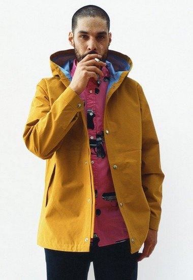 Марка Supreme выпустила лукбук весенней коллекции одежды. Изображение № 6.