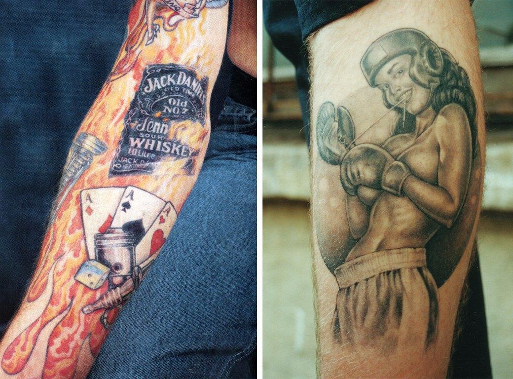 Что стало с советской татуировкой после распада СССР. Изображение № 5.