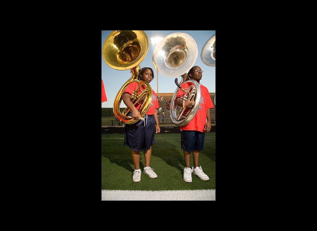 Труба зовёт: Как соревнуются школьные музыкальные оркестры в США. Изображение № 12.