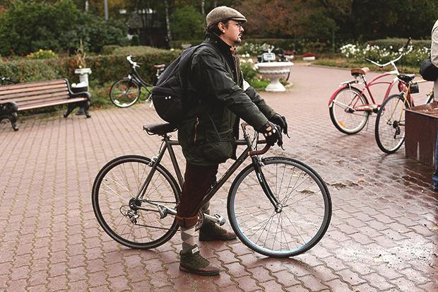 Детали: Репортаж с велозаезда Tweed Ride Moscow. Изображение № 93.