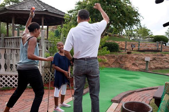 Наглядный пример: Барак Обама. Изображение № 36.