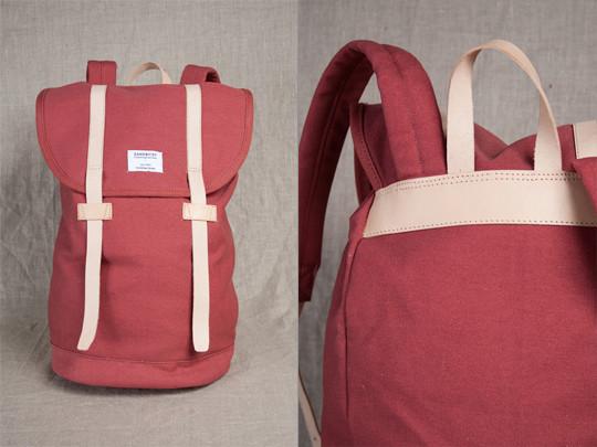 Изображение 6. Новый рюкзак Sandqvist появился в магазинах.. Изображение № 6.