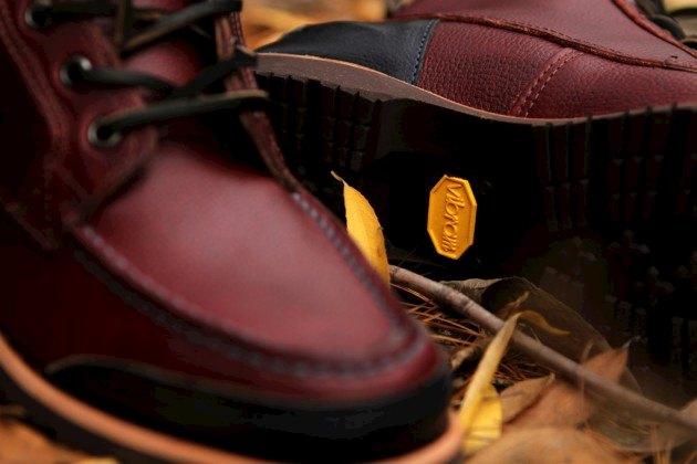 Дизайнер Ронни Фиг и марка Sebago представили осенне-зимнюю коллекцию обуви. Изображение № 5.