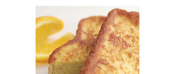 Изображение 22. Завтрак: гренки.. Изображение № 1.