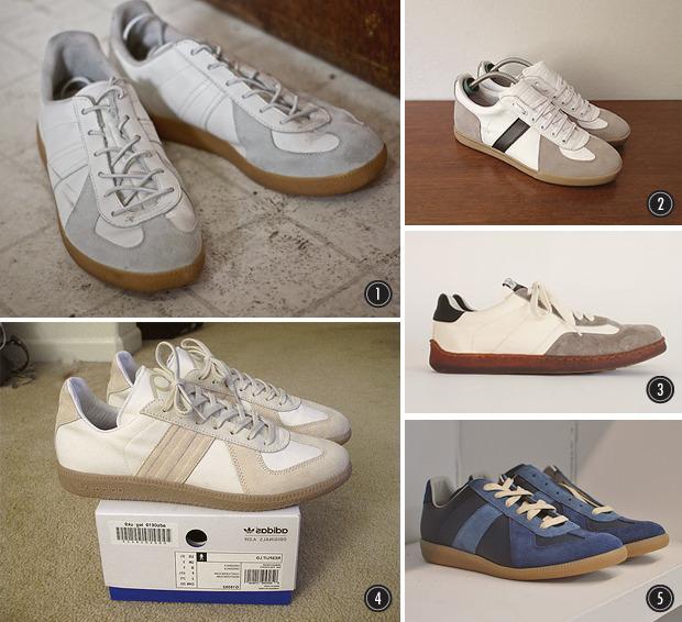 Дневной наряд: Как армейские кроссовки разных стран вдохновляют современных дизайнеров. Изображение № 6.