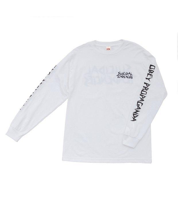 Марки Obey и группа Suicidal Tendencies выпустили совместную коллекцию одежды. Изображение № 13.