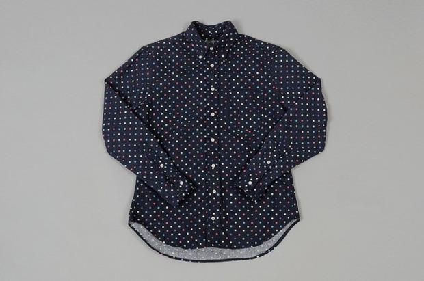Марка Gitman Bros. представила новую коллекцию рубашек своей линейки Holiday. Изображение № 9.