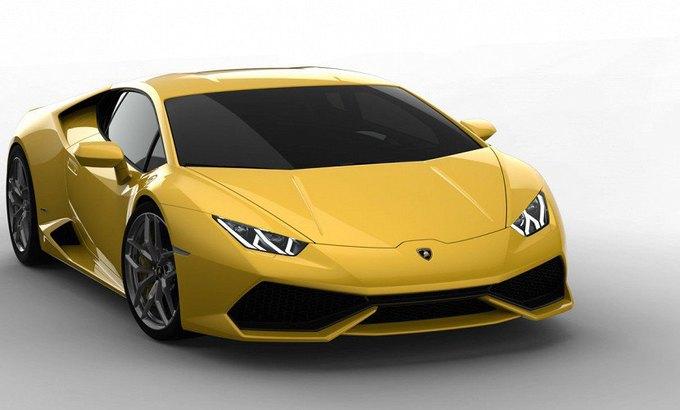 Итальянская компания Lamborghini представила новый суперкар Huracan. Изображение № 11.