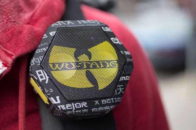 Wu-Tang переиздадут новый альбом в форм-факторе портативных динамиков. Изображение № 1.
