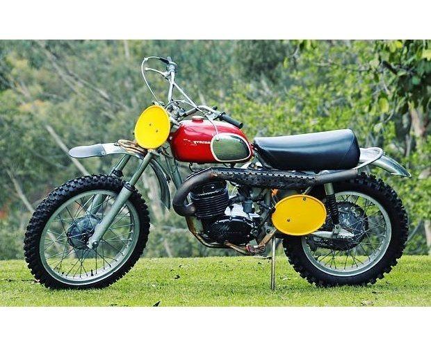 Мотоцикл Стива МакКуина выставили на аукцион. Изображение №3.