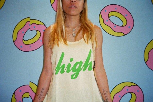 Хип-хоп-группировка Odd Future выпустила весенний лукбук своей коллекции одежды. Изображение № 8.