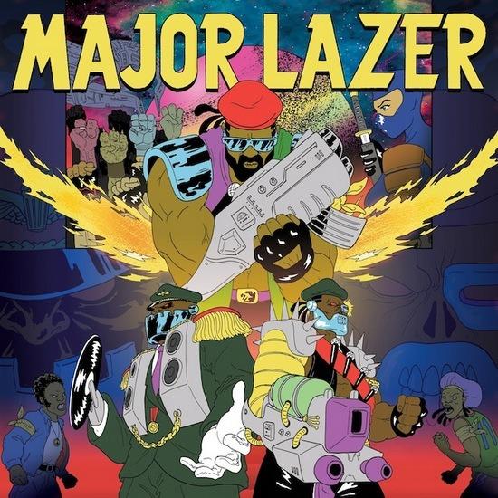 Major Lazer выпустили тизер своего нового альбома. Изображение № 1.