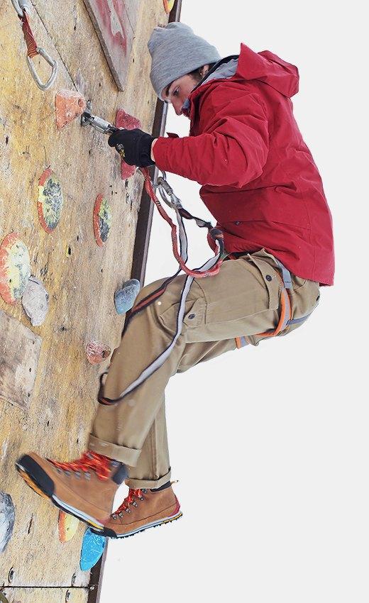 Горностайл: Профессиональный альпинист тестирует аутдор-одежду. Изображение № 6.