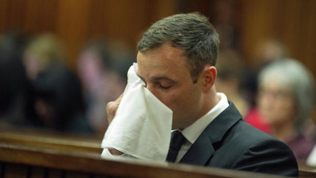 Писториус приговорен к пяти годам тюрьмы за убийство подруги. Изображение № 1.