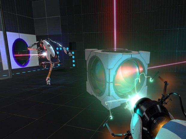 Джей Джей Абрамс снимет кино по играм Half-Life и Portal. Изображение № 2.