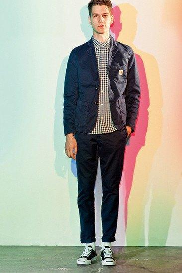 Марка Carhartt WIP выпустила лукбук весенней коллекции одежды. Изображение № 24.