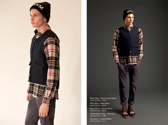 Лукбук Woolrich Woolen Mills F/W 2011-2012. Изображение № 10.