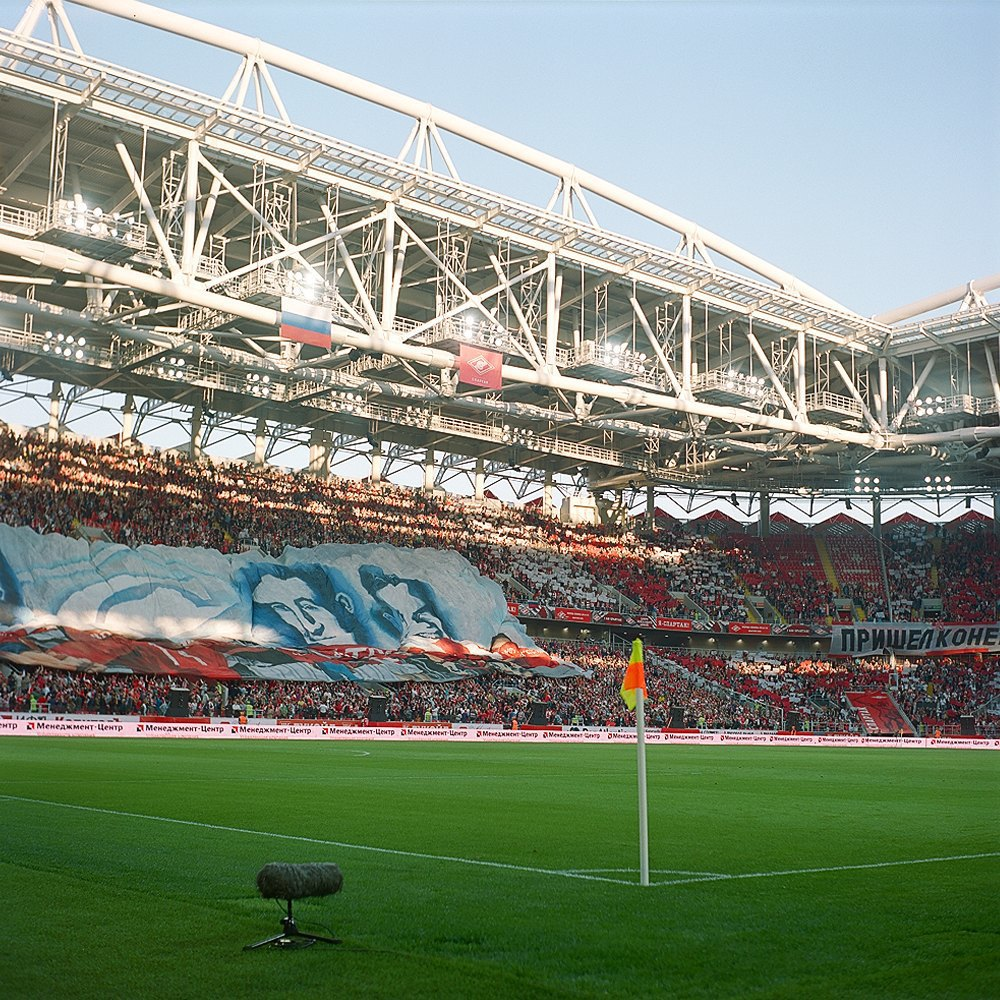Фоторепортаж: Матч открытия нового стадиона «Спартака». Изображение № 7.