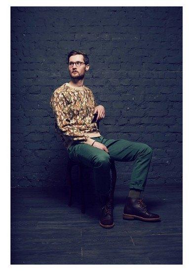 Киевская марка Syndicate представила весеннюю коллекцию одежды. Изображение № 22.