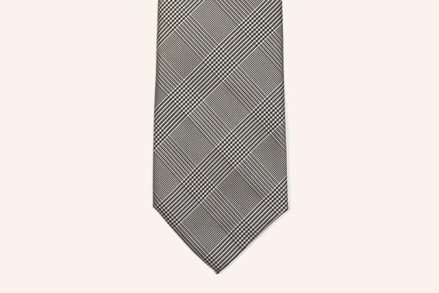 Гид по галстукам: История, строение, виды узлов и рисунков. Изображение № 14.