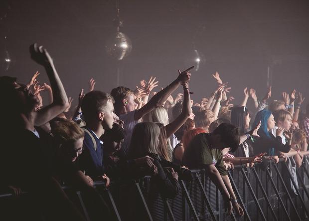 Детали: Фоторепортаж с фестиваля Flow в Финляндии. Изображение № 27.