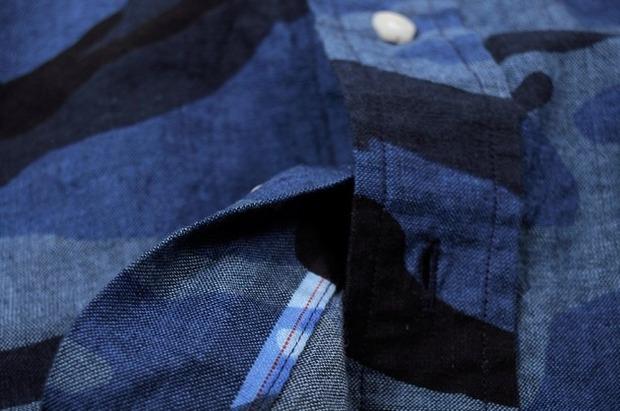 Марка Gitman Bros. представила новую коллекцию рубашек своей линейки Holiday. Изображение № 3.