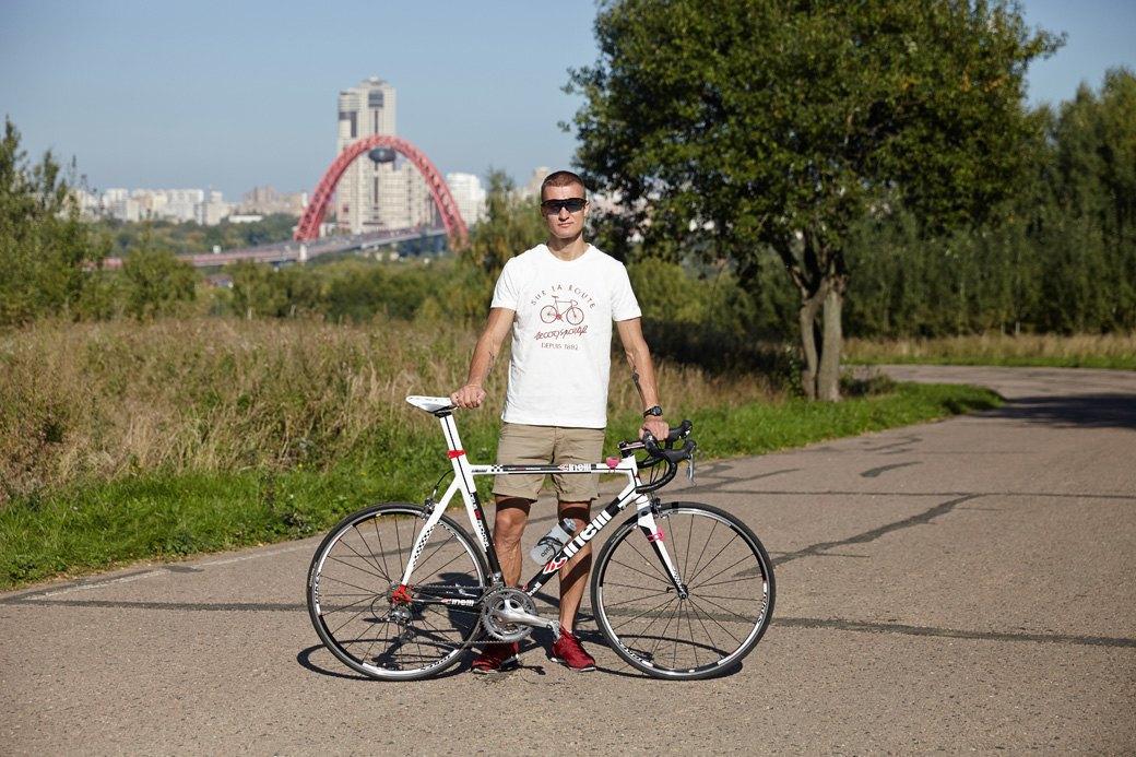 Байкчек: Кто ездит на спортивных велосипедах в Москве. Изображение № 11.