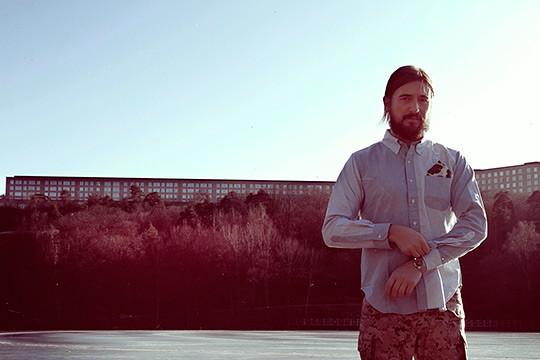 Шведский ритейлер С-store выпустил лукбук весенней коллекции дизайнера Марка МакНейри. Изображение № 4.