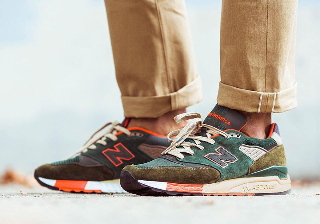 3a205132 Сникер-клуб: Эксперты выбирают лучшие кроссовки прошедшей недели.  Изображение № 4.