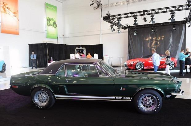 В Америке нашелся уникальный маслкар Shelby Mustang 1968 года. Изображение № 5.