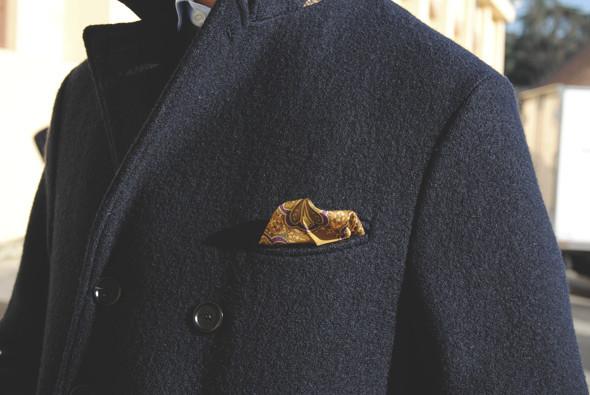 Детали: Репортаж с выставки мужской одежды Pitti Uomo. День второй. Изображение № 12.