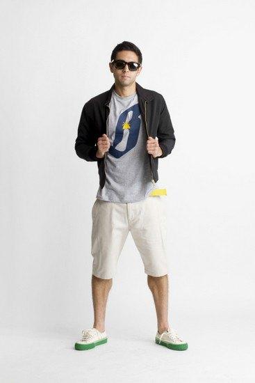 Марка Billionaire Boys Club опубликовала лукбук весенней коллекции одежды своей линейки Bee Line. Изображение № 5.