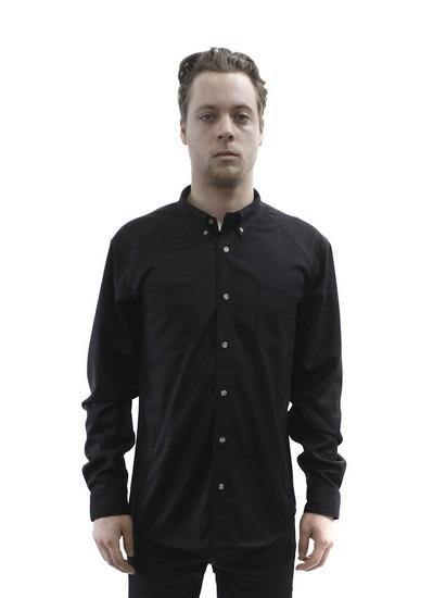 Марка Black Scale опубликовала лукбук осенней коллекции одежды. Изображение № 14.