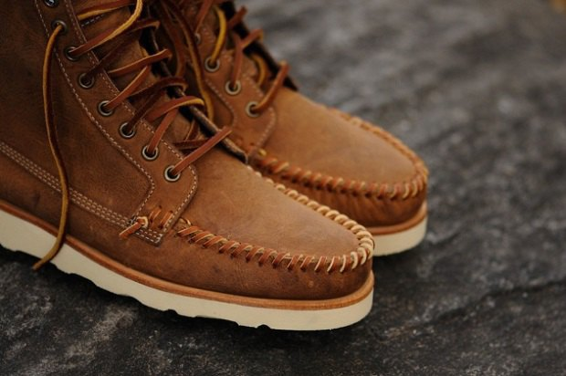 Марка Sebago и дизайнер Ронни Фиг выпустили совместную коллекцию обуви. Изображение № 6.