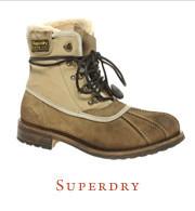 Хайкеры, высокие броги и другие зимние ботинки в интернет-магазинах. Изображение № 30.