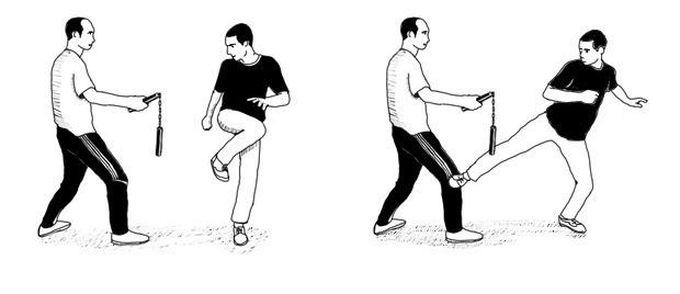 Игра в защите: 7 приемов самообороны. Изображение № 2.