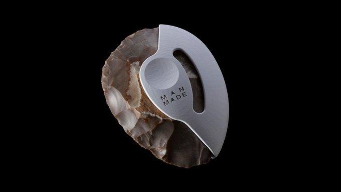 Man Made: Орудия доисторической эпохи, реконструированные на 3D-принтере. Изображение № 6.