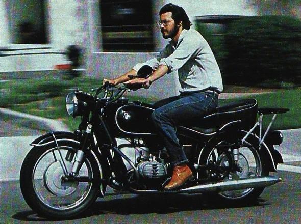 Мотоцикл BMW Стива Джобса. Изображение №19.