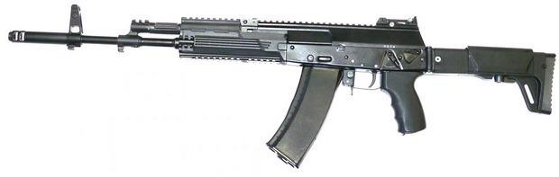 «Ижмаш» представил модернизированный АК-74. Изображение № 2.