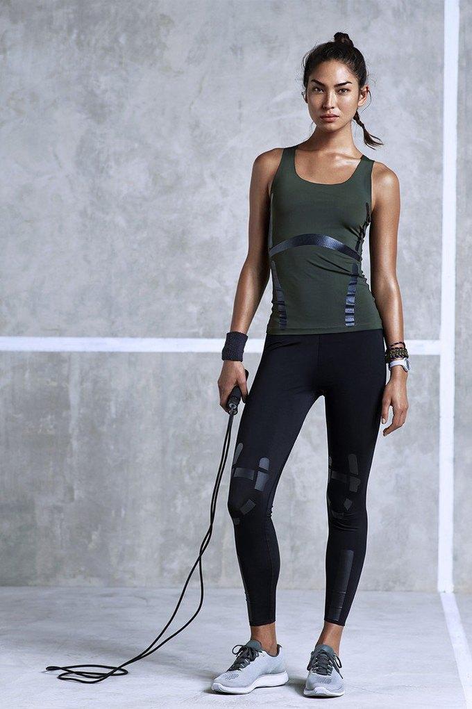 H&M представила новую коллекцию одежды для спорта. Изображение № 4.