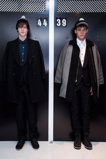 Марка Band Of Outsiders опубликовала лукбук осенней коллекции одежды. Изображение № 3.